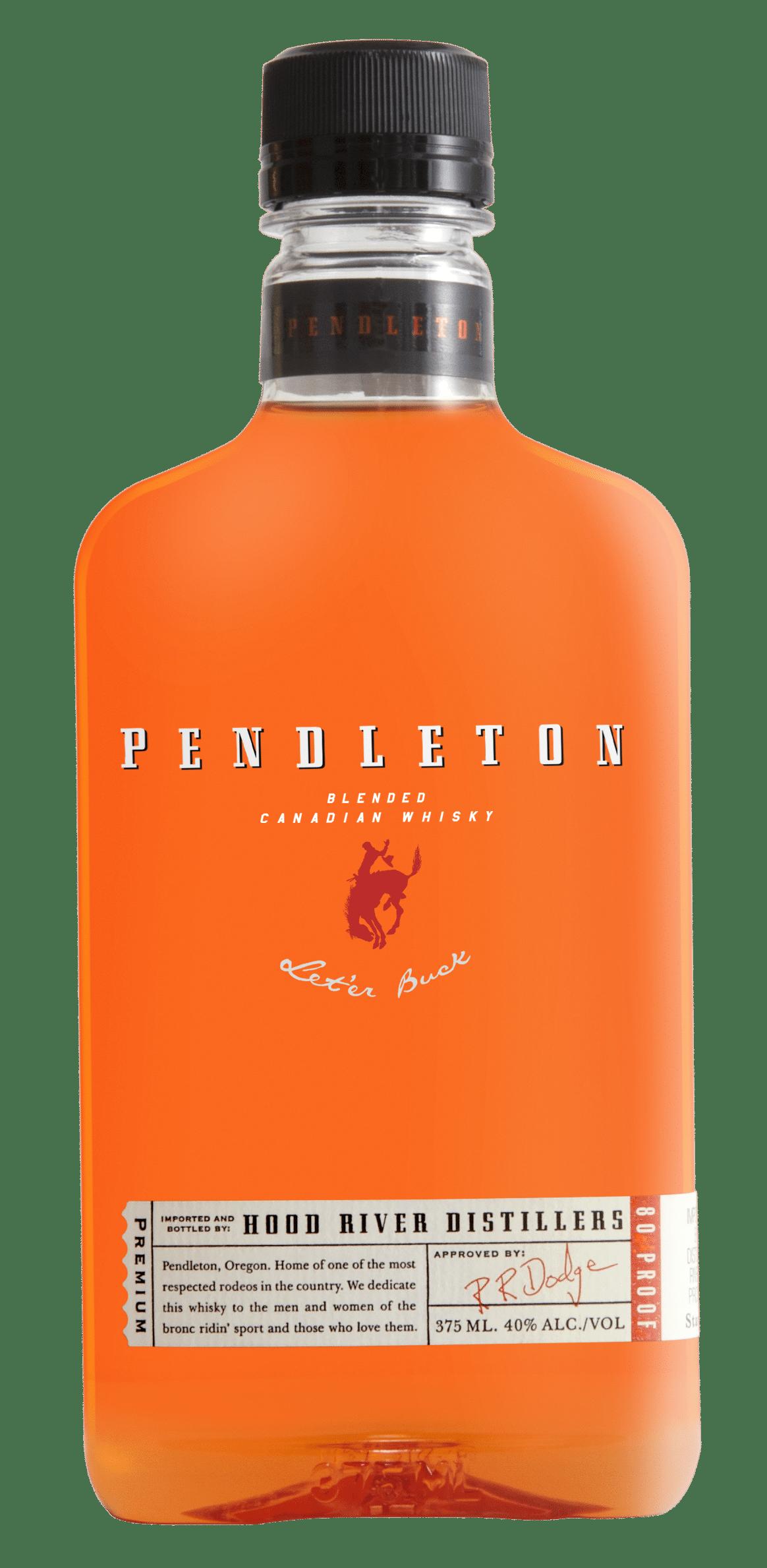 Pendleton Whisky Let Er Buck