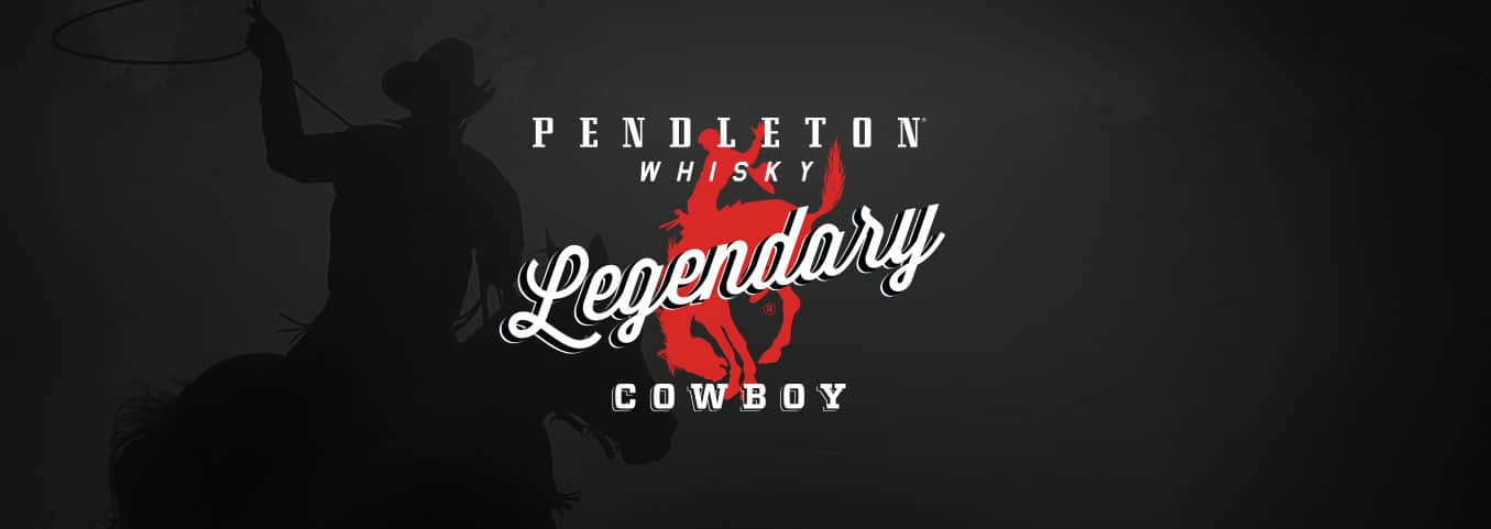 Pendleton Whiskey Legendary Cowboy