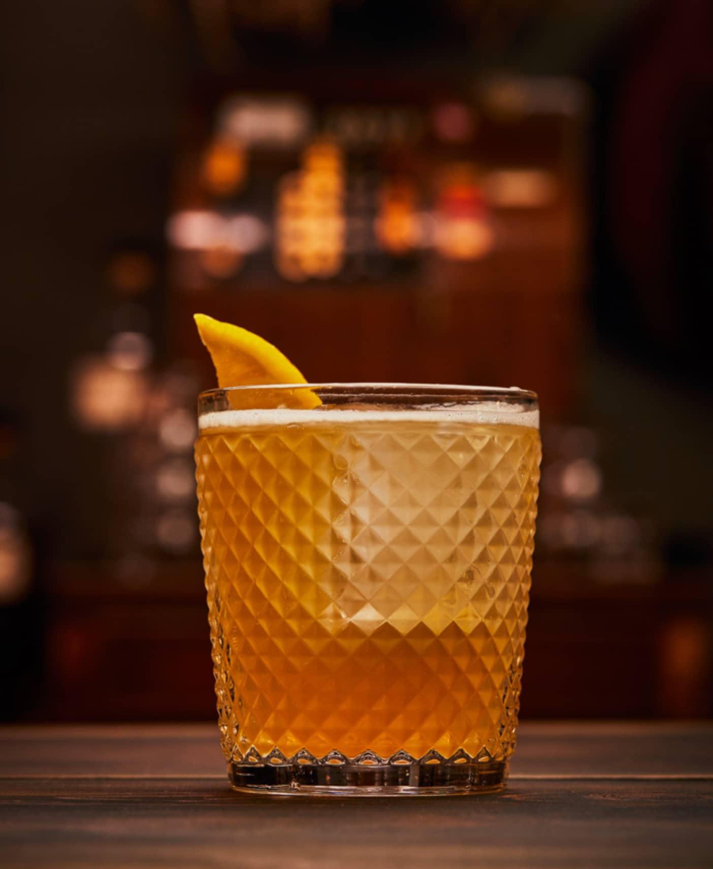 1910 Whisky Fizz