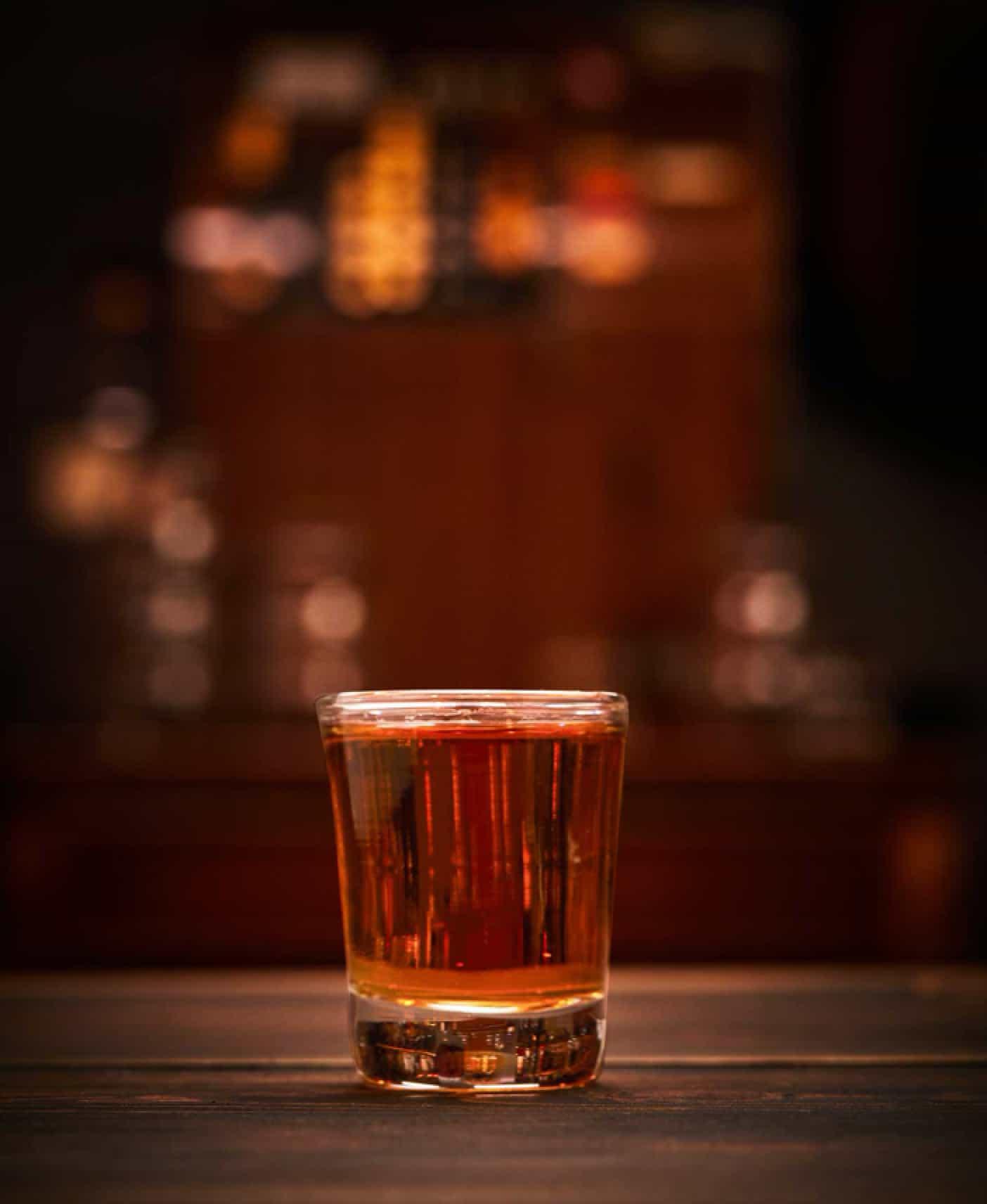 Pendleton Shot