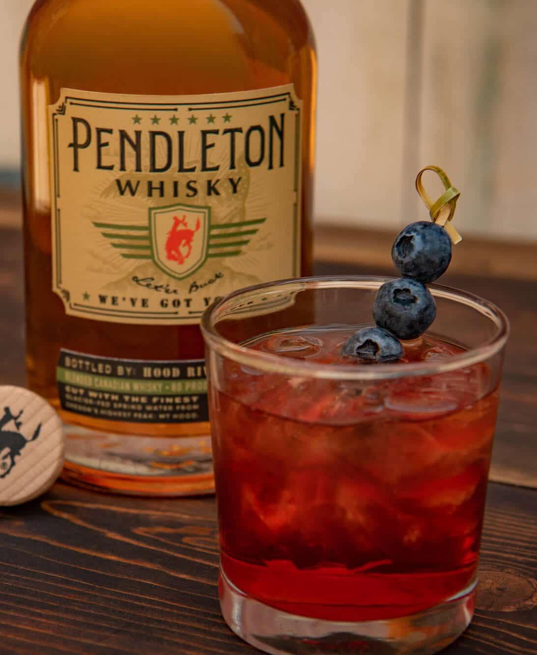 Pendleton Salute